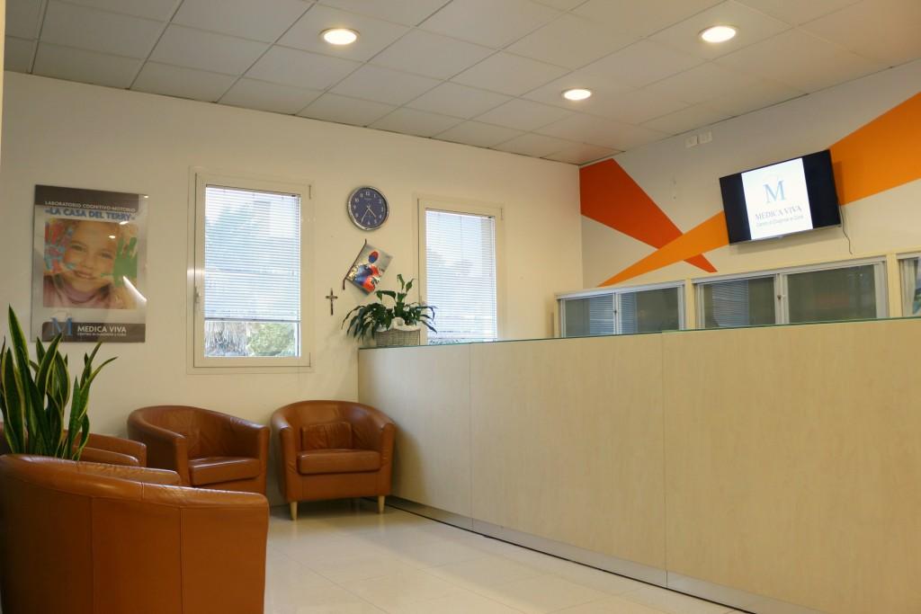 reception medicaviva