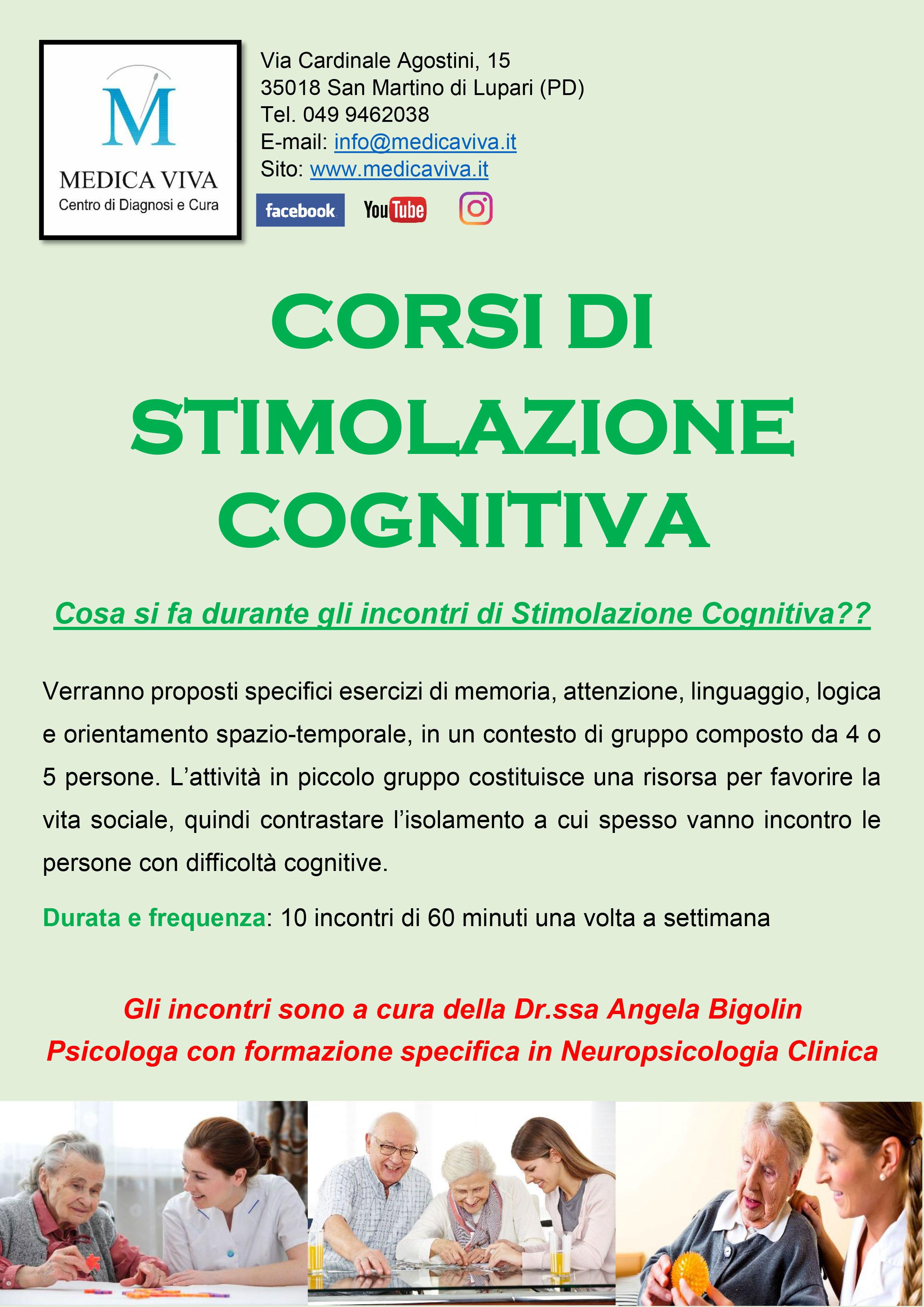corso stimolazione cognitiva