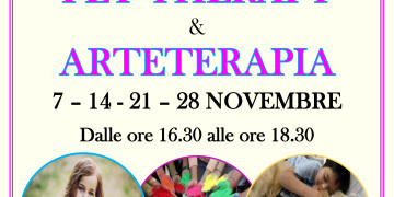 Corso di Pet Therapy e Arteterapia